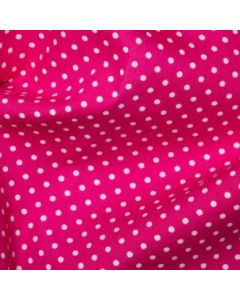 Rose and Hubble 100% Cotton Poplin - Cerise