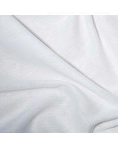 White Butter Muslin fabric - 1m Panel