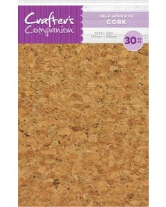 Crafter's Companion Craft Material - Self-Adhesive Cork