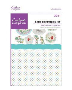 Crafter's Companion Card Companion Kits - Contemporary Christmas