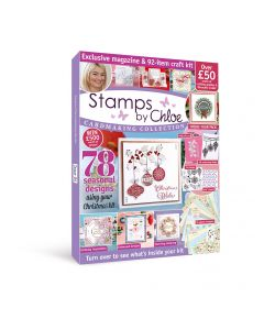 Stamps by Chloe Cardmaking Collection - Issue 9