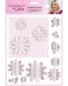 Cut and Emboss by Chloe – Blooming Daisies