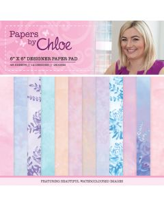 Papers by Chloe – 6x6 Designer Paper Pad