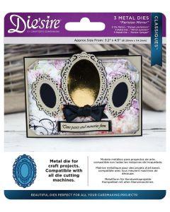 Die'sire Classiques Metal Die - Parisian Mirror