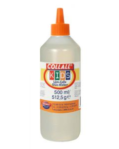 Collall 500ml Transparent Kids Glue