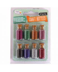 Craft Sensations Mini Craft Bottles - Pearls
