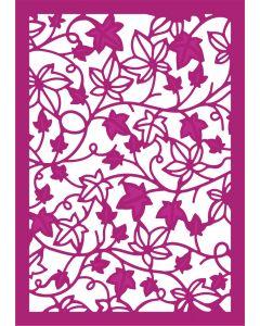 Gemini Create-a-Card Metal Die - Flourishing Ivy