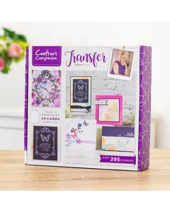 Crafter's Companion Monthly Craft Kit 11 - Transfer Craft Kit (Individual Purchase)