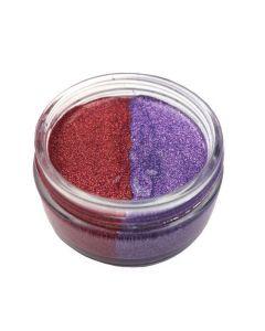Cosmic Shimmer Glitter Kiss Duo - Velvet Crush