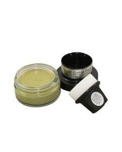 Cosmic Shimmer Metallic Gilding Polish - Golden Olive