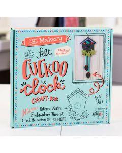 The Makery Craft Kit - Cuckoo Clock