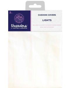 Threaders Cushion Covers - Lights