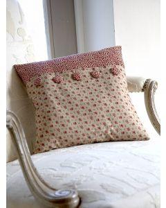 Debbie Shore - Button Cushion Pattern download