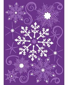 Gemini Cut and Emboss Folder - Snowflake Swirls