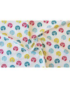 Threaders Winter Wonderland Fabric - Dash