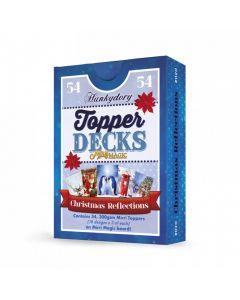 Hunkydory Christmas Reflections Topper Deck