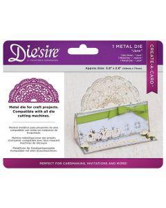 Die'sire Create-a-Card Metal Die - Jane