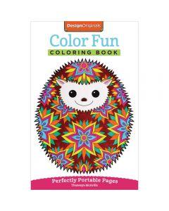 Design Originals - Colour Fun Colouring Book