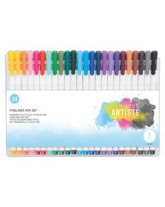 West Design Fine Liner Pen Set