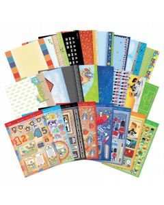 Hunkydory Little Dudes Luxury Topper Collection