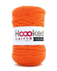Hoooked RibbonXL Yarn - Dutch Orange