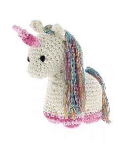 Hoooked Nora Unicorn Crochet Kit