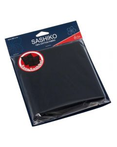 Sew Easy Sashiko Cotton Fabric 1m x 1.42m - Dark Navy