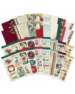 Hunkydory A Festive Family Christmas Luxury Card Collection
