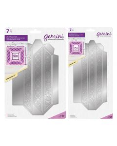 """Gemini Dimensionals 7"""" & 9"""" Frame Collection"""