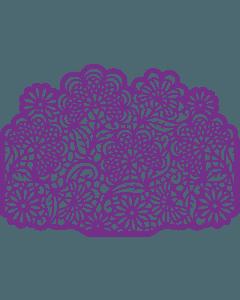 Gemini Create-a-Card Cut on Edge Metal Die - Floral Arrangement