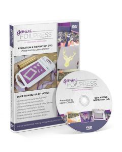 Gemini FOILPRESS - Education and Inspiration DVD