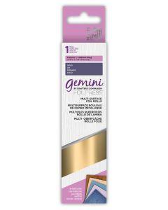 Gemini FOILPRESS Multi-Surface Foil - Gold