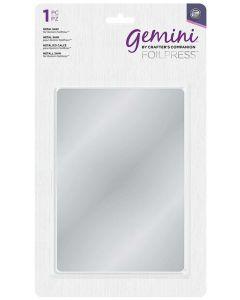 Gemini FOILPRESS - Metal Shim