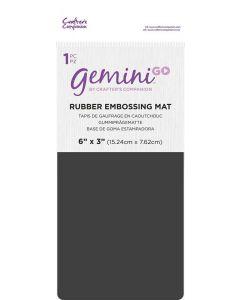 Gemini GO Accessories - Rubber Embossing Mat