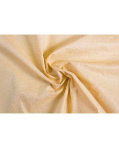 Threaders Glitter Fabric - Gold