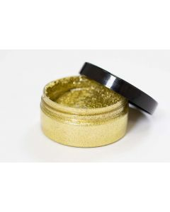 Threaders Fabric Glitter Paste - Glorious Gold