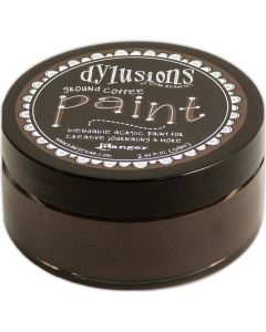 Dylusions Blendable Acrylic Paint 2oz - Ground Coffee