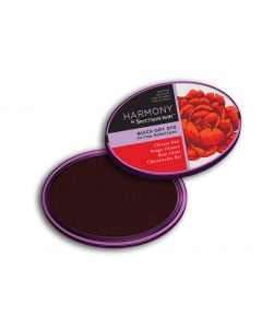 Spectrum Noir Harmony Quick-Dry Dye Inkpad - Chinese Red