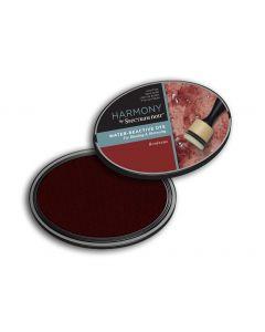 Harmony by Spectrum Noir Water Reactive Dye Inkpad - Bordeaux