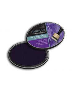 Harmony by Spectrum Noir Water Reactive Dye Inkpad - Crushed Velvet