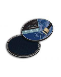 Harmony by Spectrum Noir Water Reactive Dye Inkpad - Midnight
