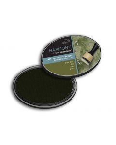 Harmony by Spectrum Noir Water Reactive Dye Inkpad - Pine Tree