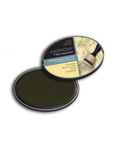 Harmony by Spectrum Noir Water Reactive Dye Inkpad - Straw Bale