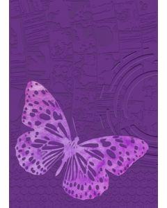 Gemini 3D Embossing Folder & Stencil - Butterfly Effect