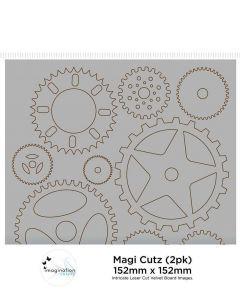 Imagination Crafts Magi Cutz - Cogs