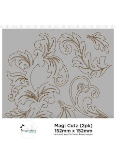 Imagination Crafts Magi Cutz - Fresh Flourishes
