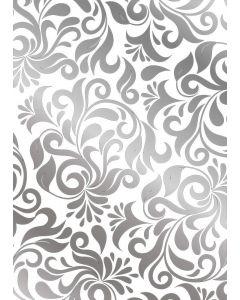 Gemini Foilpress Stamp Die Elements - Softly Swirling Background
