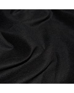 John Louden Needlecord 100% Cotton - Black