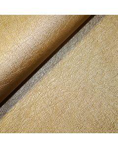 John Louden 140cms Faux Leather - Gold