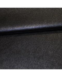John Louden 140cms Faux Leather - Metallic Navy